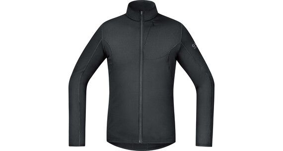 GORE BIKE WEAR Universal Thermo jersey lange mouwen Heren thermo zwart